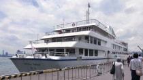 豪華客船シンフォニーで東京湾の景色を堪能!約2時間10分のクルーズとランチバイキング付き