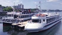 米海軍の艦船が見れる横須賀軍港クルーズと記念艦「三笠」を見学!横須賀名物「海軍カレー」付きツアー